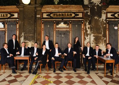 Los 12 Cellistas de la Filarmónica de Berlín