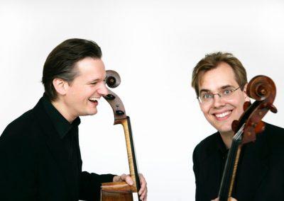 Wolfgang Emanuel Schmidt y Jens Peter Maintz