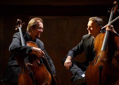 Foto de Cello Duello